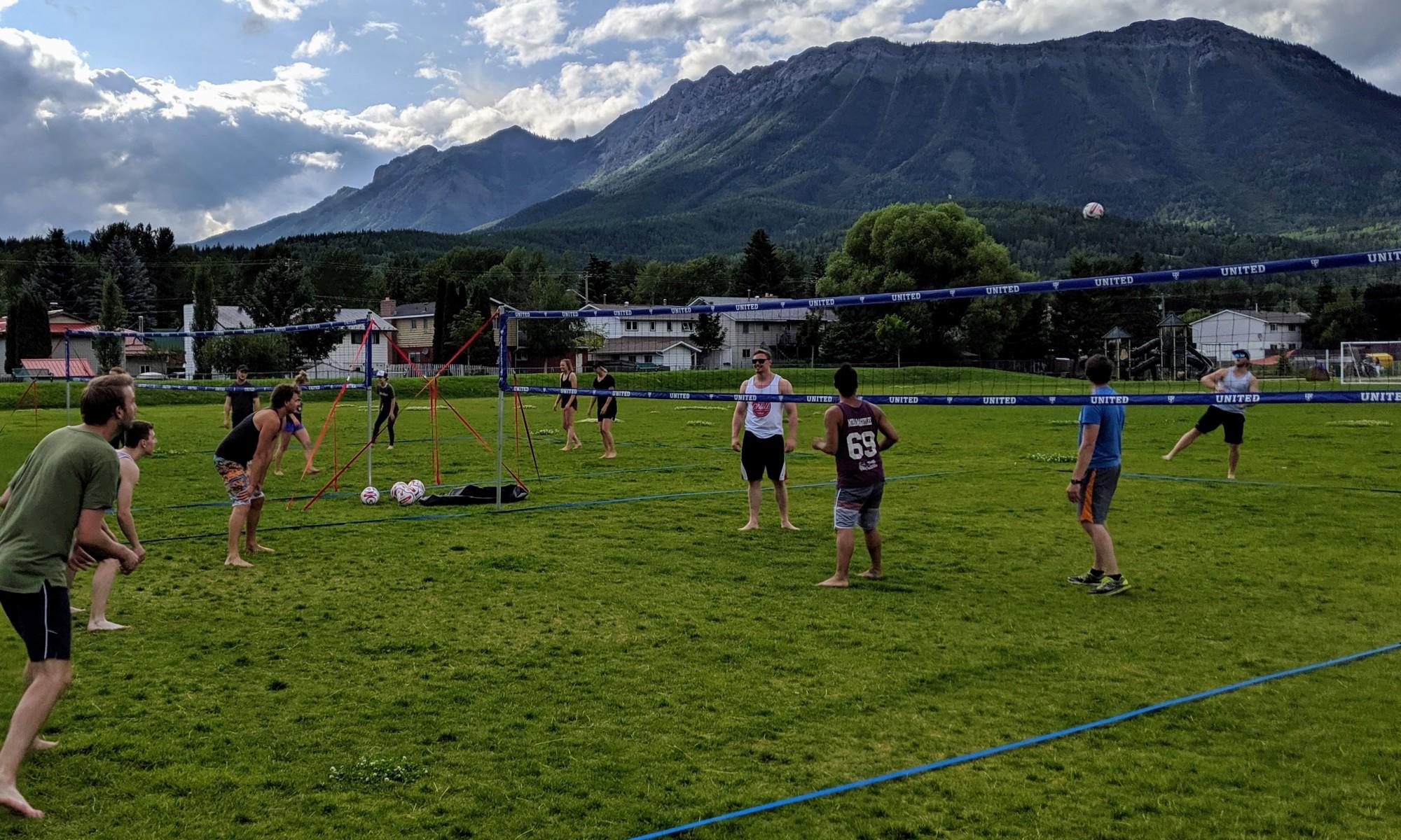 Fernie Volleyball Club